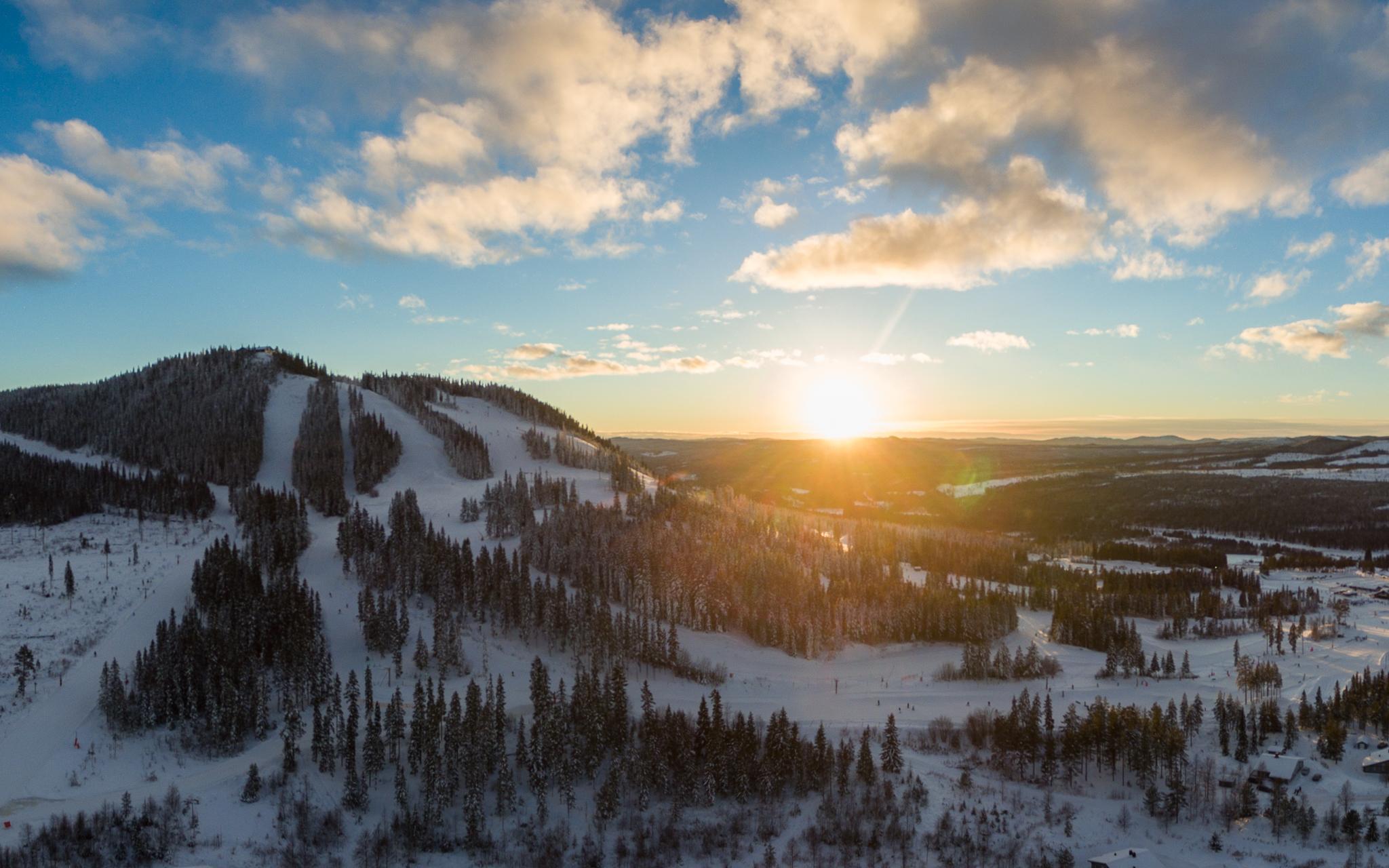 Kläppens skianläggning