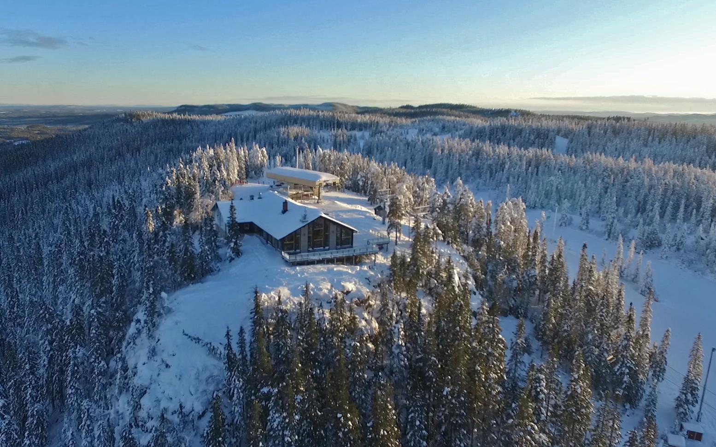 Tippstugan på Kläppen skidanläggning