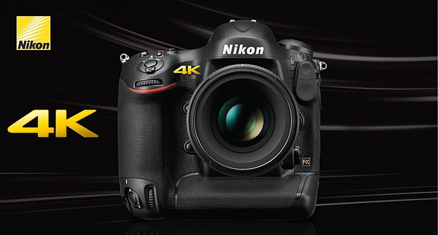 Nikons nya dslr kamera D5