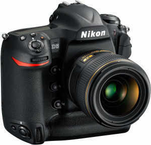 Nikon nya dslr kamera D5