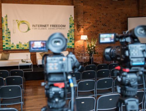 Stockholm Internet Forum på Münchenbryggeriet